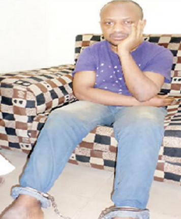 evans the kidnapper moved to abuja