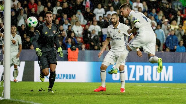 El Community Manager de la UEFA la lía en Twitter con el gol de Ramos