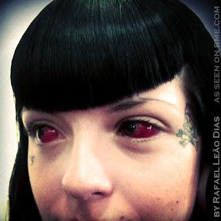 foto 1 de tattoos oculares / eye ball tattoo