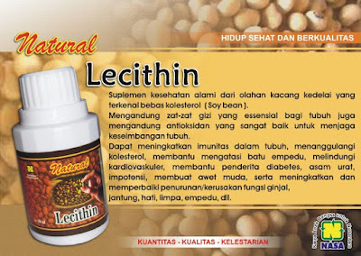 Gambar Natural Lecithin Nasa