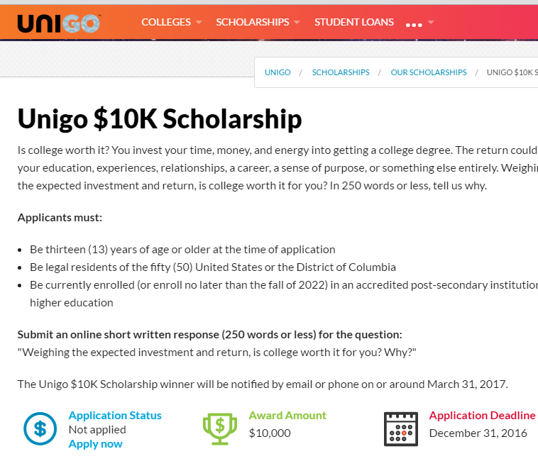 Tech Tools 4 Edu TT4E: Scholarship For Students Already