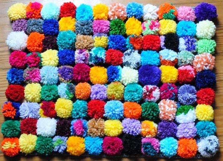 Pelliza linda alfombra confeccionada en rd atmosfera digital - Alfombras para empresas ...