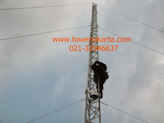 tower triangle, tower triangle murah, harga tower triangle