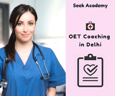 OET Coaching in Delhi