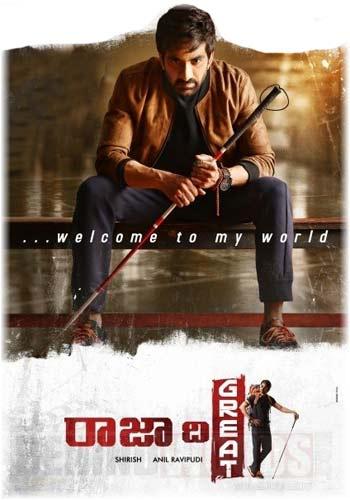 Raja The Great 2017 Telugu Hindi Dubbed 720p HDRip