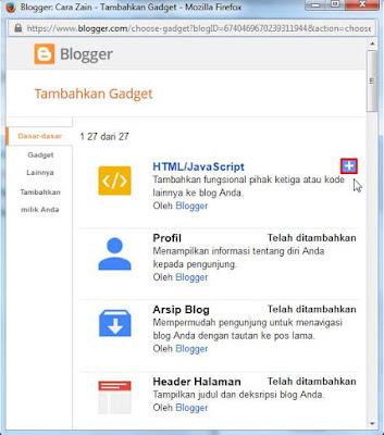 Cara Membuat Random Post Di Blog Dengan Thumbnail