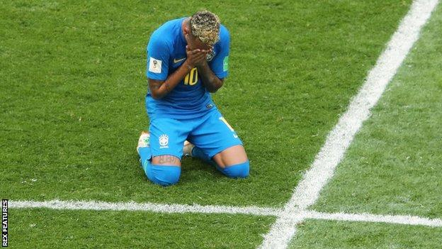 FIFA World Cup 2018: Brazil 2 - 0 Costa Rica, Does People Still Like To Hate Neymar?