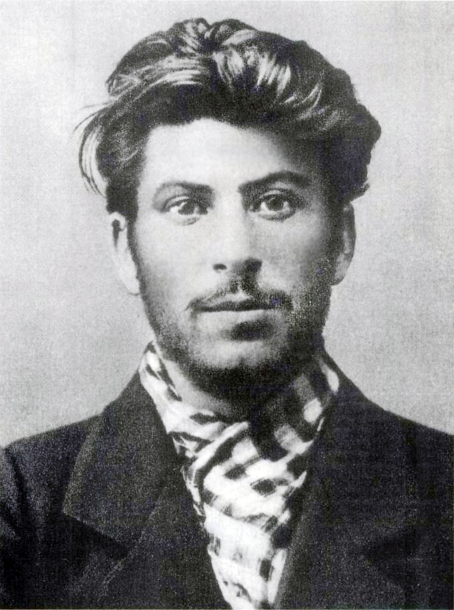 Young Joseph Stalin - 1902