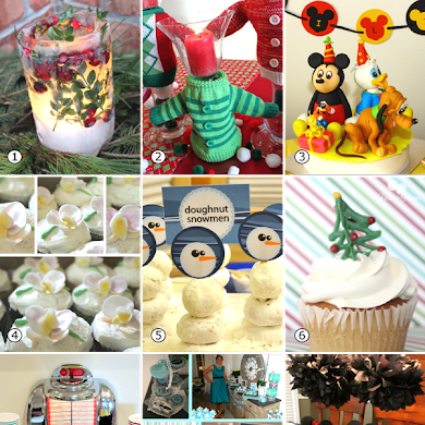 Share Your Party Ideas & Celebrations No. 12