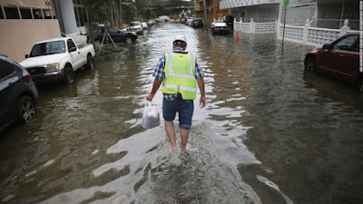 Higher seas to flood US cities: Study