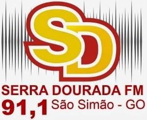 Rádio Serra Dourada FM de São Simão GO ao vivo pela net