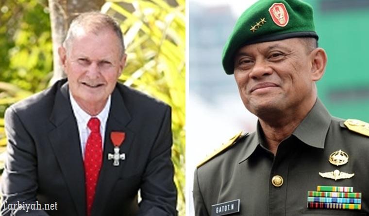 John McBeth vs Jenderal Gatot Nurmantyo