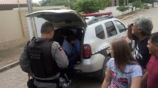 Homens são presos em tentativa frustrada de assalto em Cuité