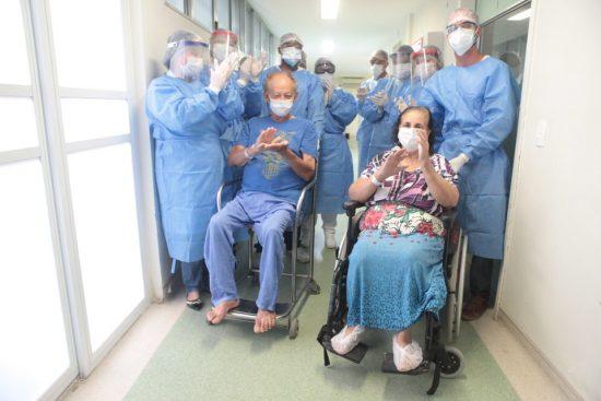 Mais de 100 mil brasileiros já se recuperaram da covid-19