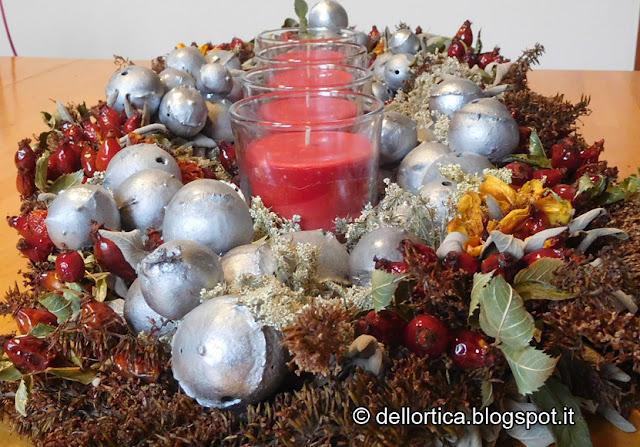 Ghirlande addobbi centrotavola lavanda rose confetture tisane sali aromatici alla fattoria didattica dell ortica a Savigno Valsamoggia Bologna in Appennino vicino Zocca