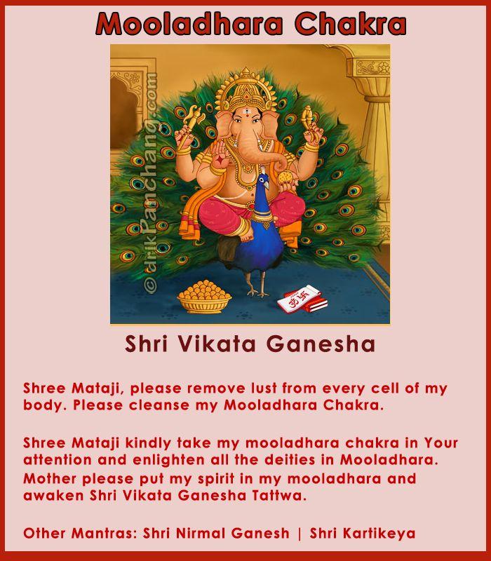 Sahajayoga Prayers To Shrimataji Maa Sabko Dua Dena Enlighten All Chakras With Shri Ganesha