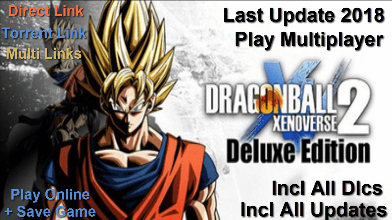 dbz xenoverse 2 pc download highly compressed