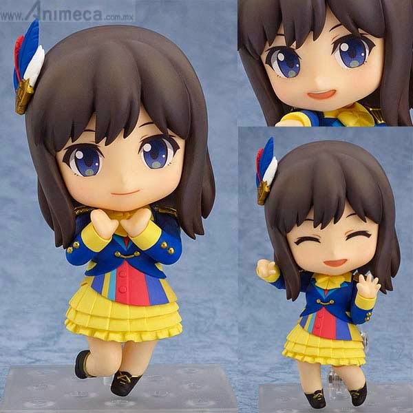 FIGURA MAYU SHIMADA NENDOROID Wake Up, Girls!