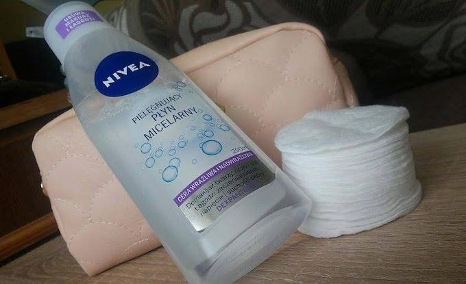 NIVEA pielęgnujący płyn micelarny do cery wrażliwej i nadwrażliwej