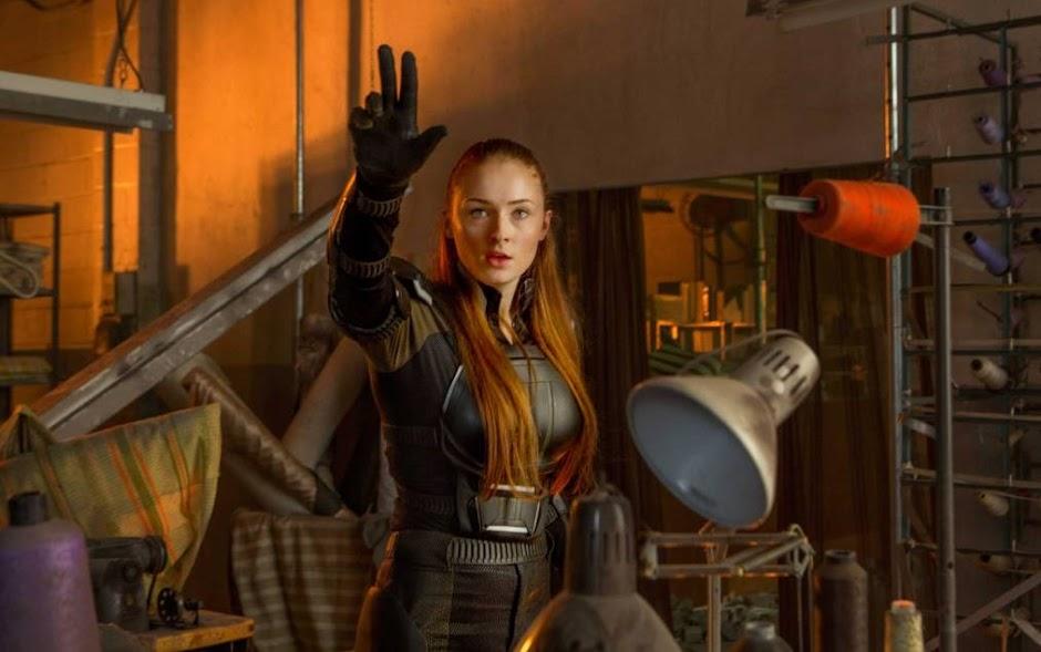 Sophie Turner confirma que novo filme dos X-Men começa a ser filmado este ano