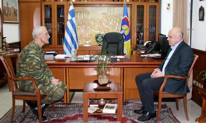 6.000.000 ευρώ από το ΕΣΠΑ της Περιφέρειας για την ενίσχυση του στόλου μηχανημάτων έργου του Στρατού