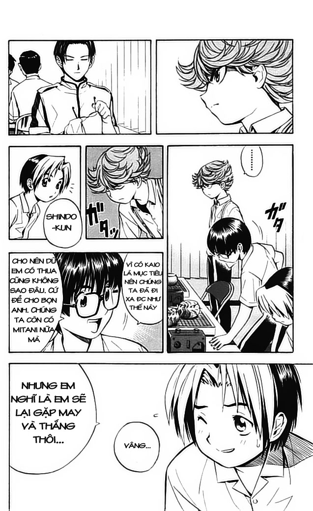 Hikaru No Go hikaru no go chap 26 trang 25