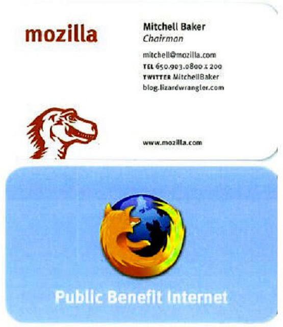 Mitchell Baker – Mozilla