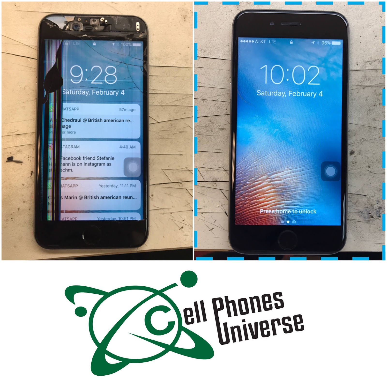 IPHONE 6 AND 6 PLUS LCD REPLACEMENT IN HIALEAH | Cell Phone