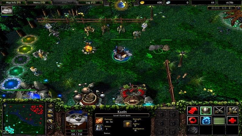 DotA 1 Free Download PC Game | Filesblast