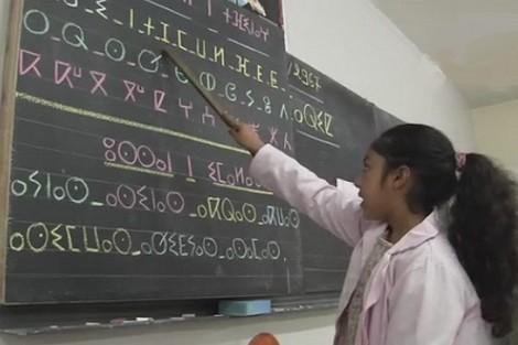 تارودانت 24 taroudant _شبكة تندد بموانع تدريس الأمازيغية وتنادي بميثاق وطني للغات