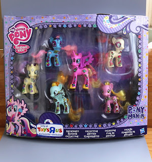 MLP Ponymania Friendship Blossom Pack