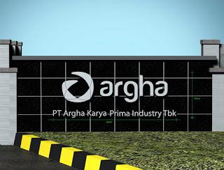 LOKER Terbaru Teknisi PT Argha Karya Prima Industry Tbk Citeureup - Bogor