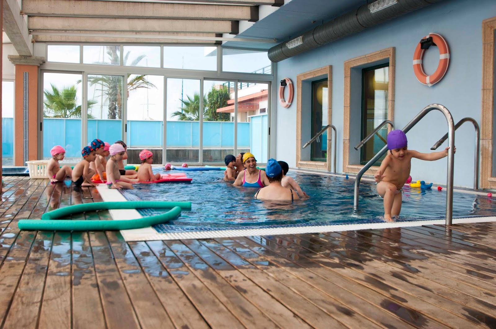 Natacion y senderismo el club nataci n benicarlo en la for Piscina benicarlo