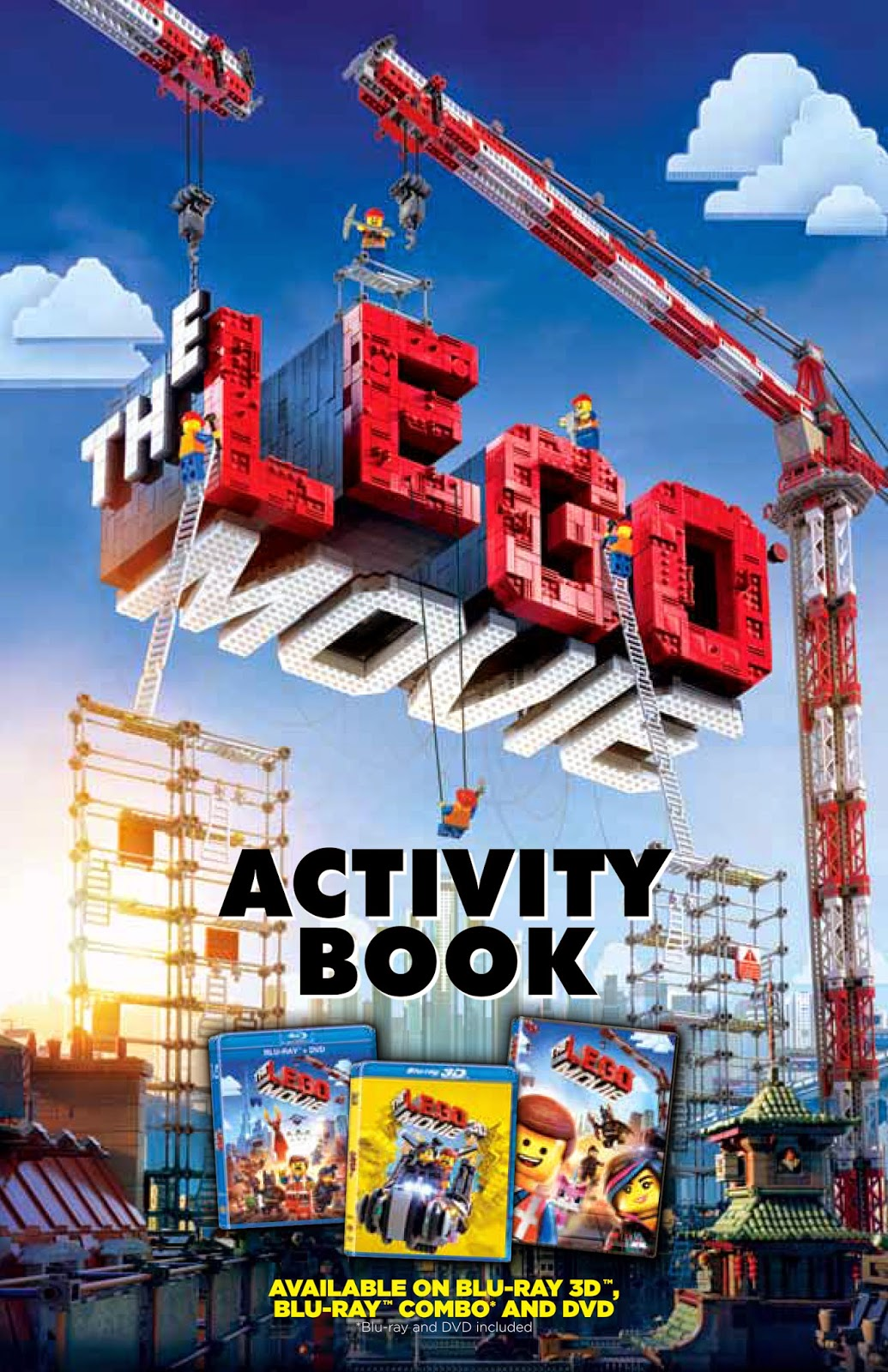 Bk Publishing The Lego Movie Activities Day 2