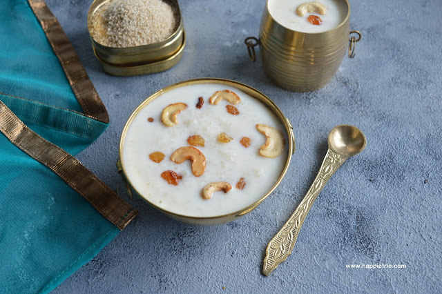 Kodo Millet Kheer Recipe | Varagu Arisi Payasam