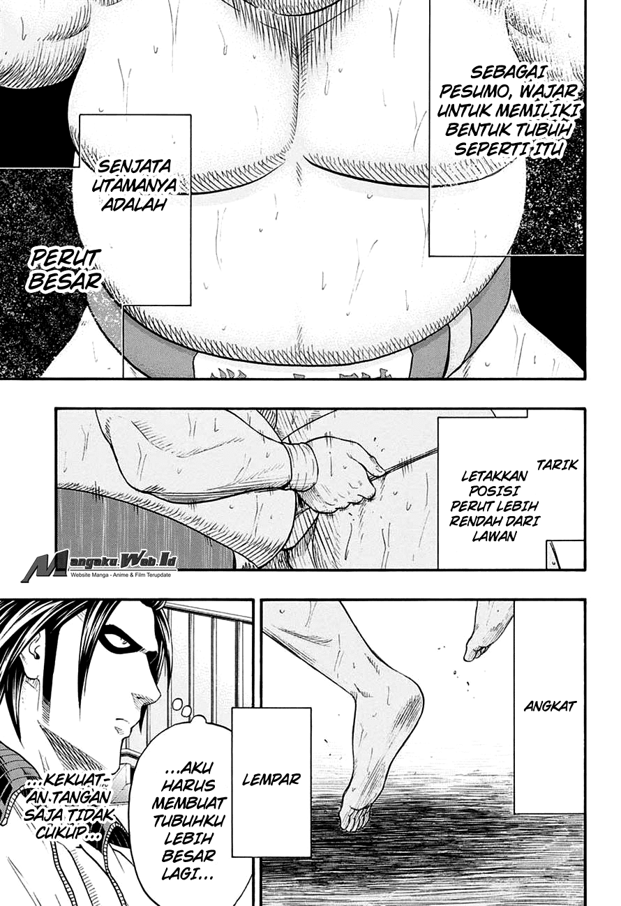 Hinomaru Zumou Chapter 142-7