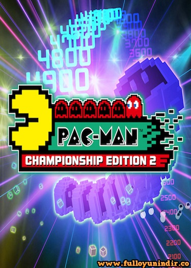 Pac-Man Championship Edition 2 CODEX Tek Link