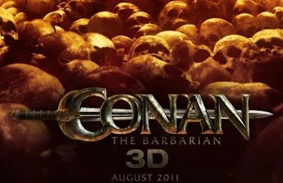 Conan The Barbarian Movie Trailer
