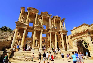Ephesus - umroh plus turki 2015