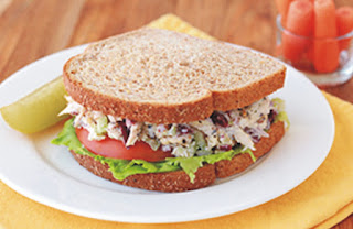 Delicious and Healthy Chicken Salad Sandwich Recipe