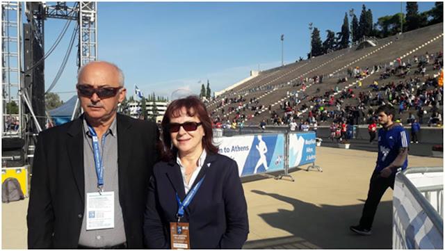 Στον τομέα οργάνωσης του 36ου Αυθεντικού Μαραθώνιου της Αθήνας ο Γιάννης Μπόλλας