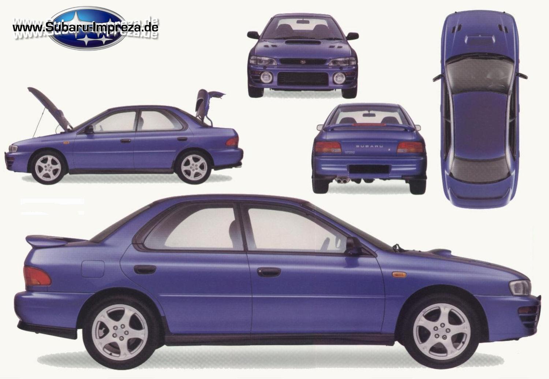 Subaru Impreza GC, turbo, AWD, EJ20, 4x4, japońska motoryzacja, sportowe samochody, JDM, informacje, opinie