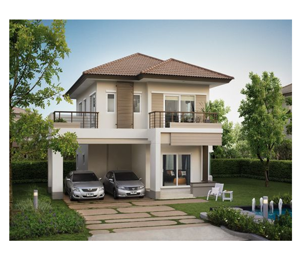50 Luxury Two-storey Home With A Spectacular Designs And