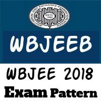 Wbjee Exam Pattern 2018