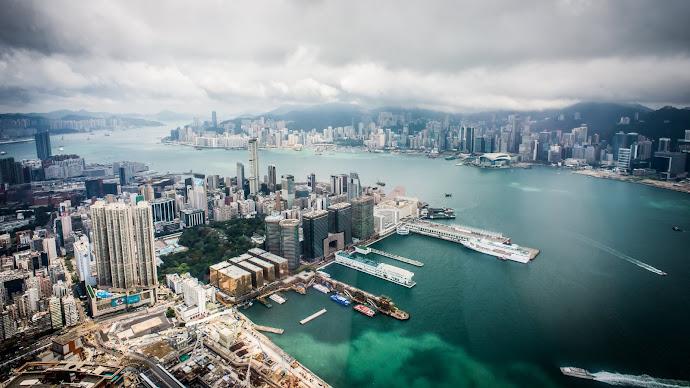 Wallpaper: Kowloon Urban Area