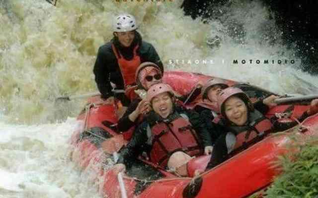 rafting pangalengan murah di bandung gravity adventure