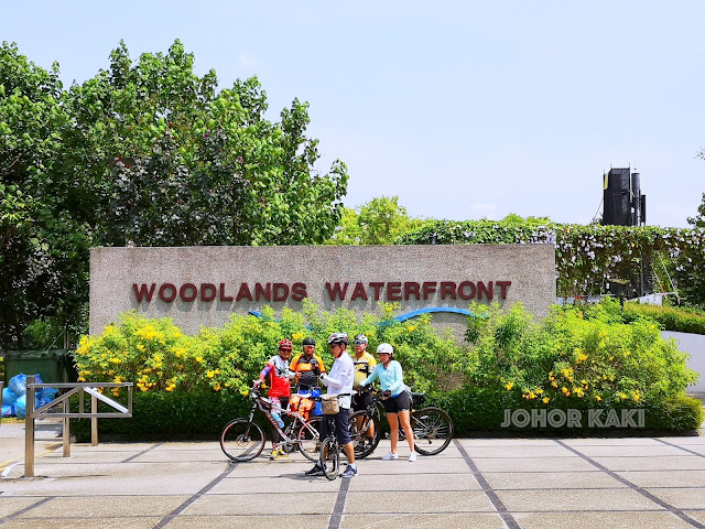 Woodlands Waterfront Park