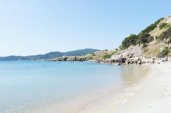 Best Sithonia beaches