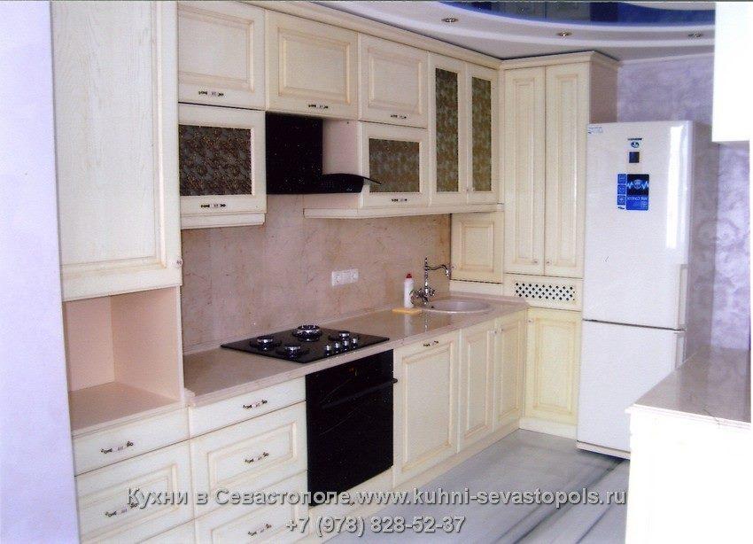 Купить кухню из массива Севастополь