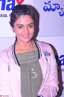 Sree Mukhi at Meet and Greet Session at Max Store, Banjara Hills, Hyderabad (26).JPG